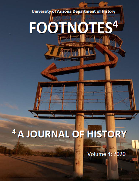 Footnotes: A Journal of History