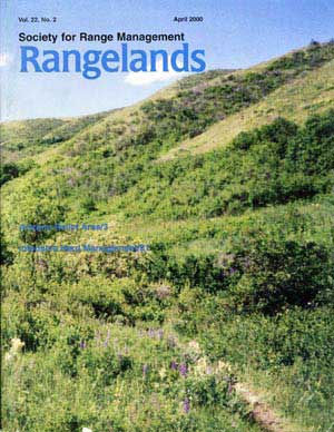 Cover image for Rangelands